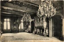 CPA ORLÉANS Salle de Réception de l'Hotel de Ville (608704)