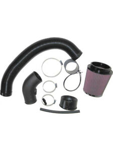 K&N 57i Series Air Intake Inducti… Kit  FOR FORD FOCUS XR5 2.5L L4 F/I (57-0595)