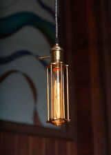 Large Vintage style Industrial ceiling lamp, pendant light