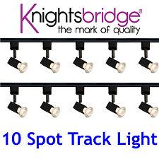 Knightsbridge 5m 5 Mètres 10 Point Simple Circuit éclairage sur rail LED spot