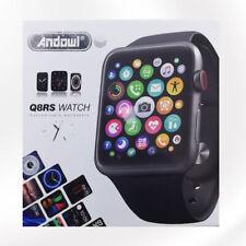 Confezione Smartwatch ANDOWL Q8RS Compatibile Con Diverse Funzioni Cardio