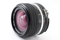 【Excellent+++】Nikon Nikkor Ai-S 28mm f/2.8 Wide Angle MF AIS Lens From JAPAN
