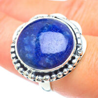Large Sodalite 925 Sterling Silver Ring Size 8 Ana Co Jewelry R57364F