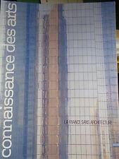 Connaissance des Arts N° 323 La France sans architecture Chardin Art russe