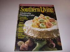 SOUTHERN LIVING Magazine, March 1998, CINDERELLA FANTASY CAKE, SHENANDOAH VALLEY