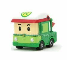 Robocar poli Diecasting Mini Figures Korea animation character Robot Car rodi