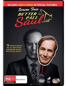 Better Call SAUL : Season 4 : NEW DVD