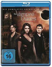 THE VAMPIRE DIARIES, Staffel 6 (4 Blu-ray Discs NEU+OVP