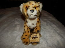 NEW Ganz Webkinz Signature Series Cheetah with Sealed Code