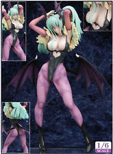 Morrigan Succubus Darkstalkers Sexy Anime 1/6 Unpainted figure Model Resin Kit