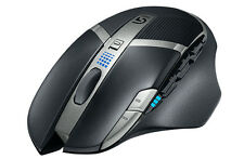 Logitech G602 Gaming Wireless Mouse with 250 Hour Battery Life Programmable