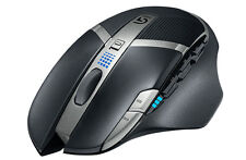 Logitech G602 Wireless Gaming Mouse – 11 Programmable Buttons, Up to 2500 DPI