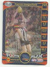 2014 Teamcoach FOOTY FLIX ADELIADE CROWS PATRICK DANGERFIELD FF01 CARD FREE POST
