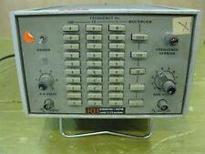 Krohn Hite 4100 Audio Oscillator 4100A 117/234V 55W 50-400Hz