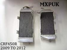 CRF450 2012 RADIATORS MXPUK PERFORMANCE RADS 2012  CRF 450 CR450F (007)
