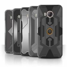 Robot Matte Mobile Phone Cases & Covers for HTC