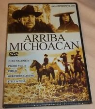 Arriba Michoacan (DVD, Slim Case) New Unopened!