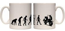 Juko Evolution Ape To Man Vespa Evo Tea Coffee Lambretta Cup
