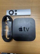 Apple TV (3rd Generation) HD Media Streamer - A1469 -- Bundle - Fully Functional