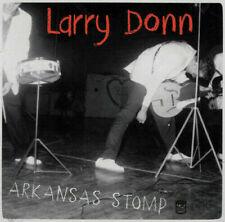 "ROCKABILLY LP: LARRY DONN - Arkansas Stomp 10"" LP - HOG MAW - ORANGE WAX"
