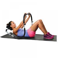 SIT UP ADDOMINALI AB CRUNCH ROLLER TRAINER Core Lavoratore ABS allenamento palestra MACCHINA