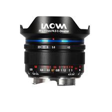 Venus Laowa 11mm f/4.5 C-Dreamer Manual Focus Lens for Leica L Mount Camera