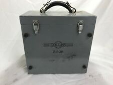 COLLINS RADIO ZIFOR MODEL 478A-1 AVIONICS VOR TEST SET