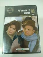 Historia de un Crimen Douglas McGrath - DVD Español Ingles Nuevo - 2T