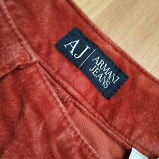 Armani Jeans Womens Trousers Size 29