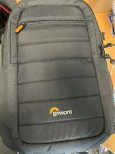 Lowepro Tahoe BP 150 Backpack, for DSLR or DJI Mavic Drone w/Camera Gray