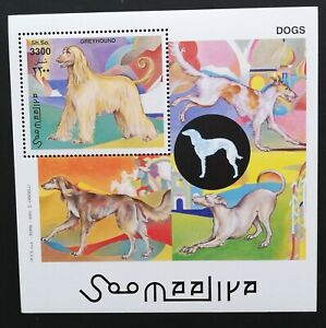 Somaliland- 2003 - DOGS- 1 S/Sh, MNH-,SOM 075/L