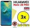 3x HQ MATTE ANTI GLARE SCREEN PROTECTOR COVER FILM GUARDS FOR HUAWEI MATE 20 PR0