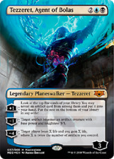 GUILDS OF RAVNICA MYTHIC EDITION TEZZERET AGENT BOLAS + TOKEN