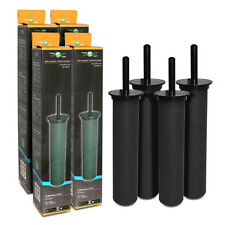 4 x FilterLogic FL296 Carbon Insert To Fit Astracast Springflow Water Filter Tap