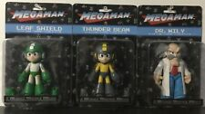 Funko Articulated Action Figures Mega Man 3 Figure Lot