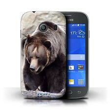 Stuff4 Back Case/Cover/Skin for Samsung Galaxy Ace Style/Wildlife Animals