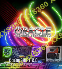 ORACLE Headlight HALO RING KIT for Chrysler Crossfire 05-06 LED ColorSHIFT 2.0