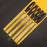 Metal Small Sickle Set Mini Needle File Set Wood Drop Grinding Cutter Tool FD8