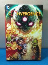 COMIC TAPA DURA CONVERGENCE CRISIS BOOK  DC COMICS INGLES