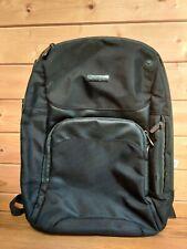 "Kensington Triple Trek Ultra Backpack (Black) for 13.3"" inch Laptop, very good c"