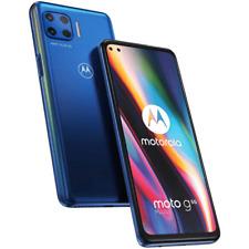 Motorola Moto G 5G PLUS - 128GB -Surfing Blue - EUROPA[NO-BRAND] GARANZIA 24MESI