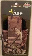 Fuse Mossy Oak Canvas Holster Phone Case - Fits Most Iphones, Smart Phones NEW