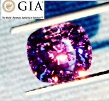 Tpp Investment! GIA Certified 8.41ct  COLOR CHANGE NATURAL MAHENGE SPINEL