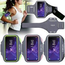 GBOS® Armband For Samsung Galaxy S9 With Adjustable Sports Gym Jogging Exercise