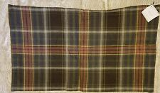 "Pottery Barn New! Lumbar Plaid Pillow Cover.     16"" x 26"""