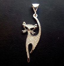 Lion zodiac sign Silver Pendant # Sterling Silver 925
