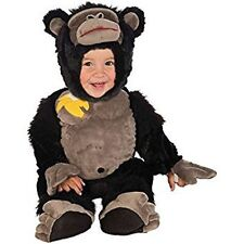 New Forum Novelties Baby Boy's Plush Cuddlee Gorilla Halloween Costume infant