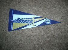 Houston Astros 1996 mini pennant