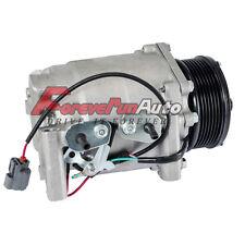 AC Compressor A/C For 02-05 Honda Civic Si SiR 2.0L 02-06 RSX 38810PND006