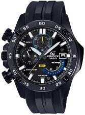 Casio Edifice Chronograph Resin Band Men's Watch EFR-558BP-1AV